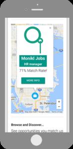 Monikl job